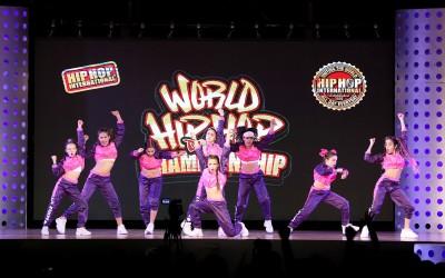 Lil Bombs Dance Crew - Argentina