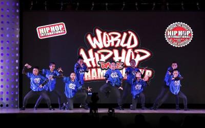 MCMS Dance Varsity - Philippines