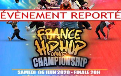 HHI FRANCE: LE CHAMPIONNAT DE FRANCE DE HIP HOP QUITTE ORLÉANS POUR DISNEYLAND