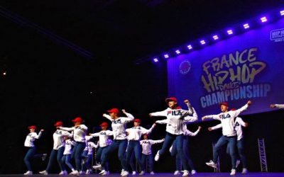 HHI FRANCE: Le championnat de France de hip hop délaisse Orléans pour Disney