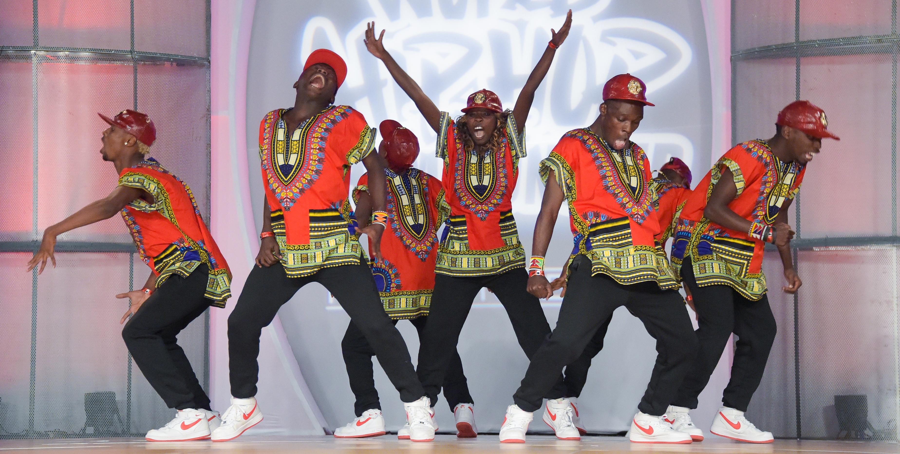 FBI Dance Crew - Kenya - Adult
