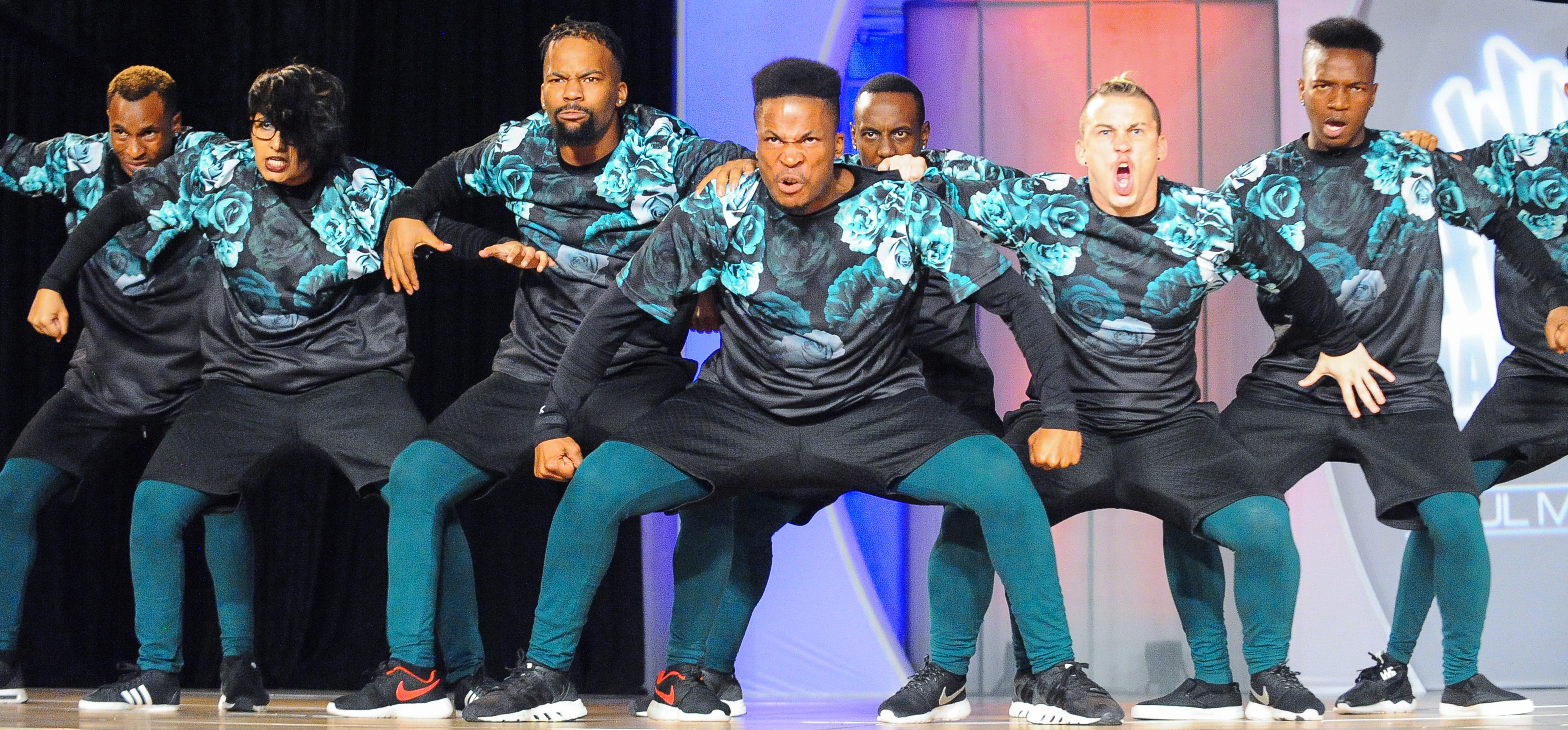 Freeze Frame Dance Crew - South Africa - Adult