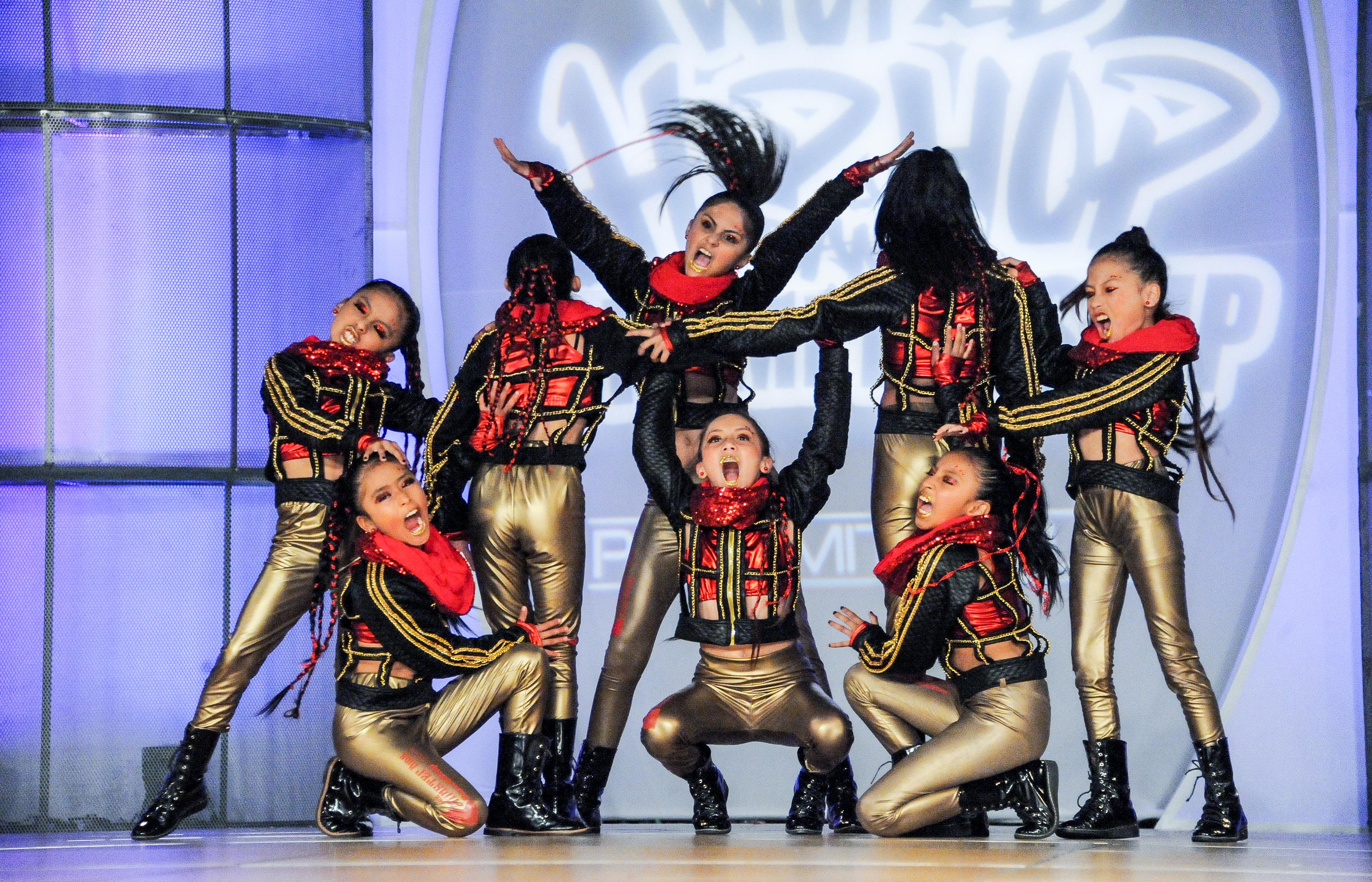 Ecuador - DanceStep - Junior