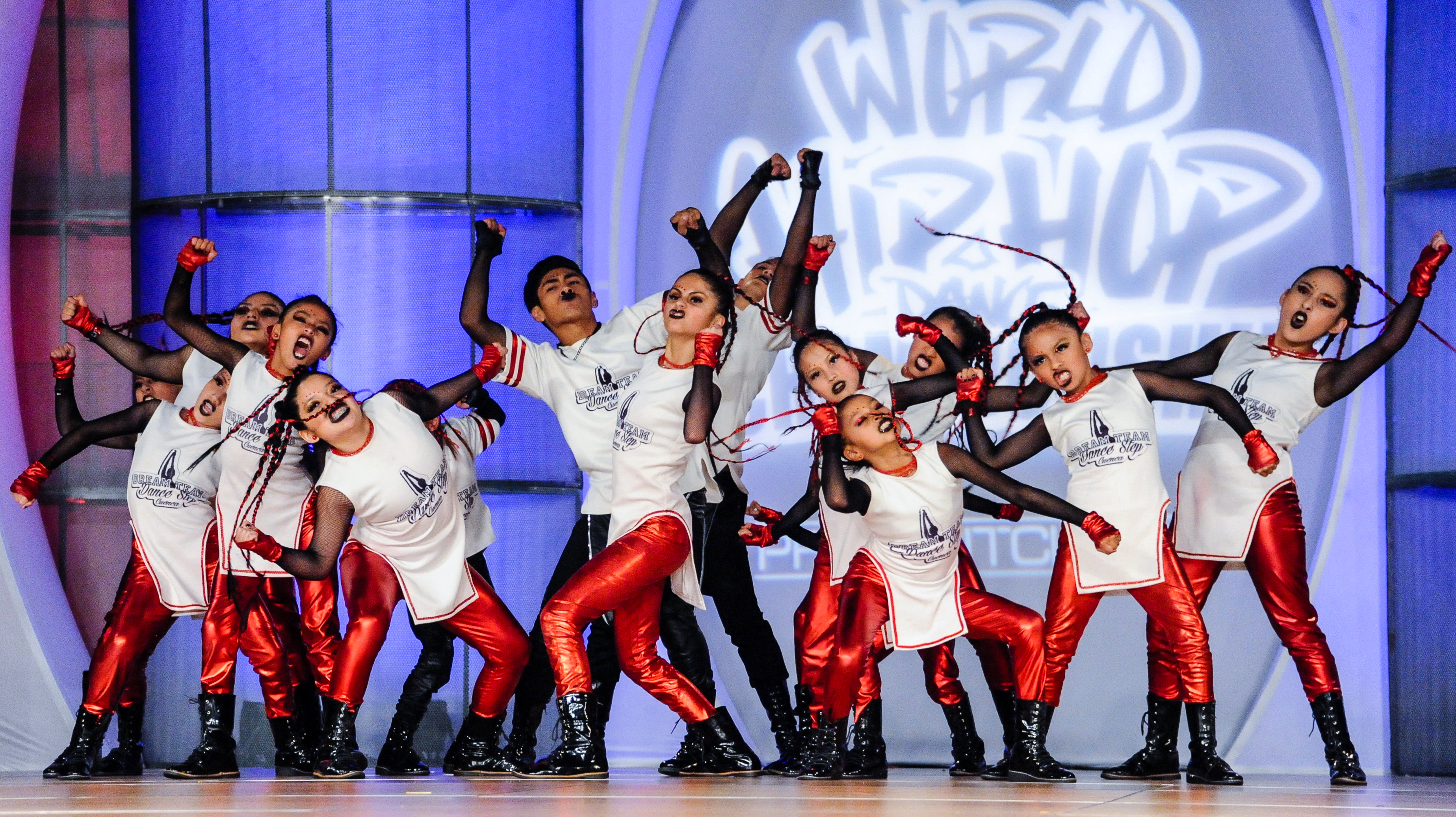 Ecuador - Dance Step - MegaCrew