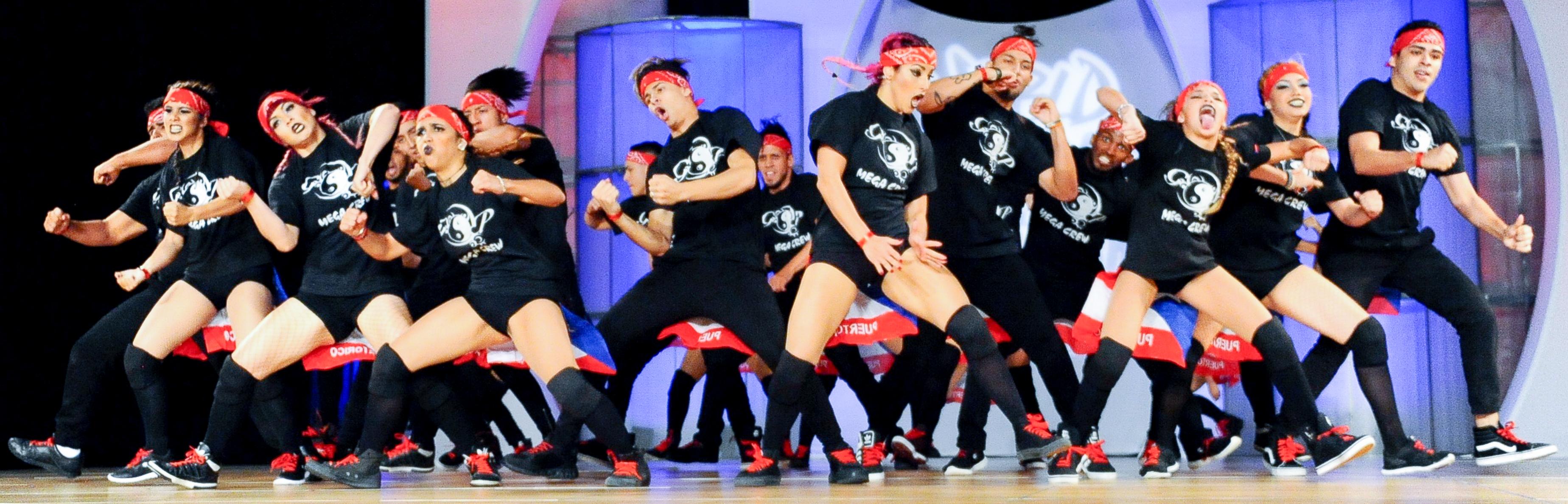 Puerto Rico - GOP Dance Crew - MegaCrew