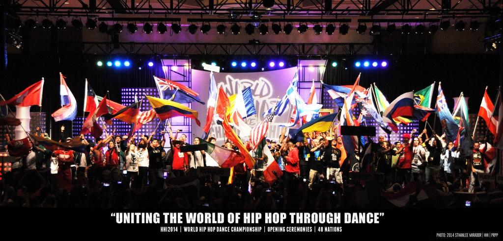 Hip Hop International World Delegations - Las Vegas, NV