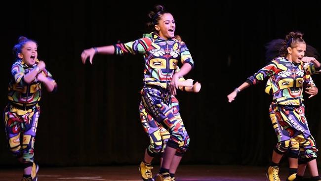 Dancing girls from Liverpool set sights on World Hip Hop dance title
