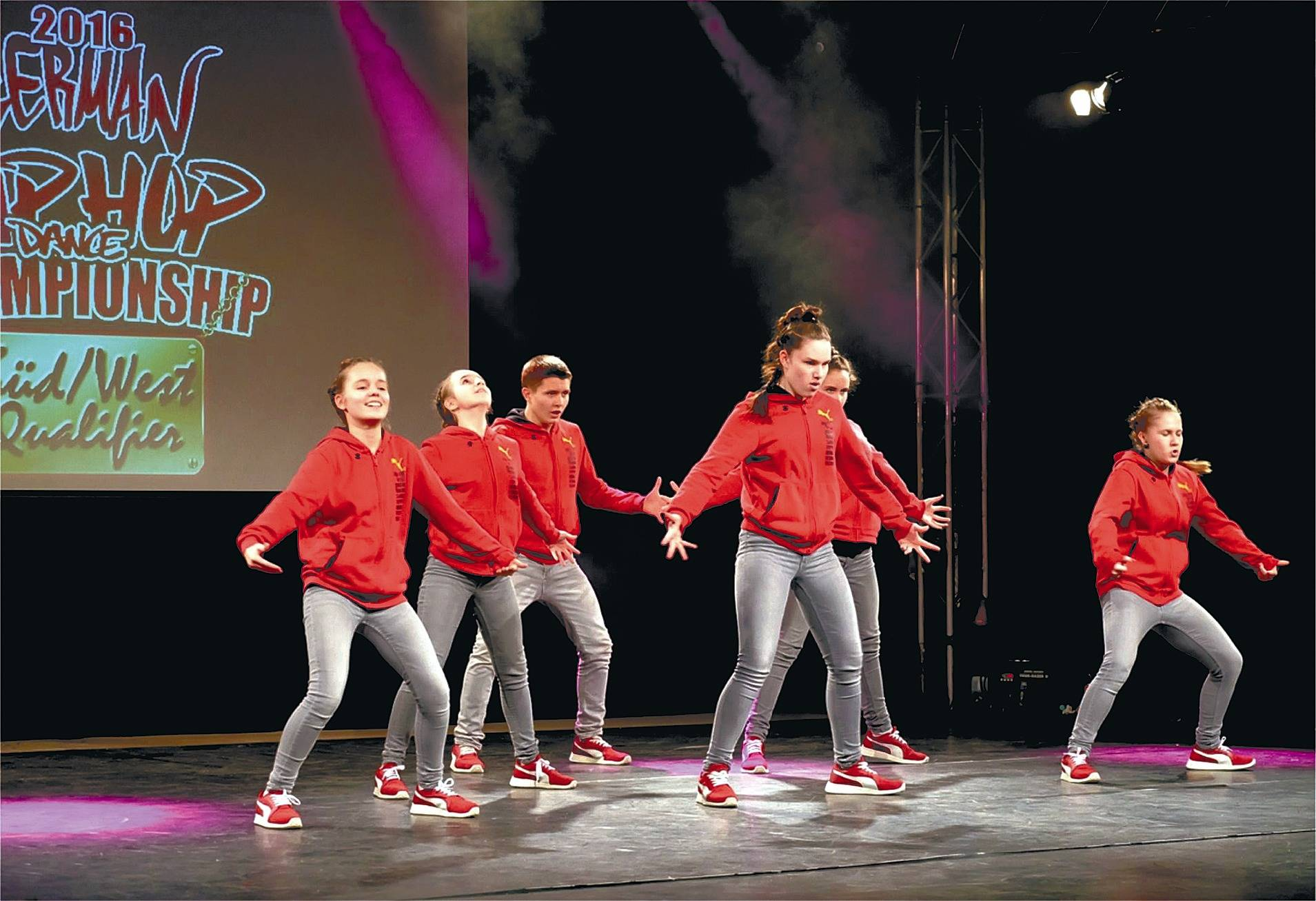 """Hiphoppas """"next level"""" are qualified for German Championships"""