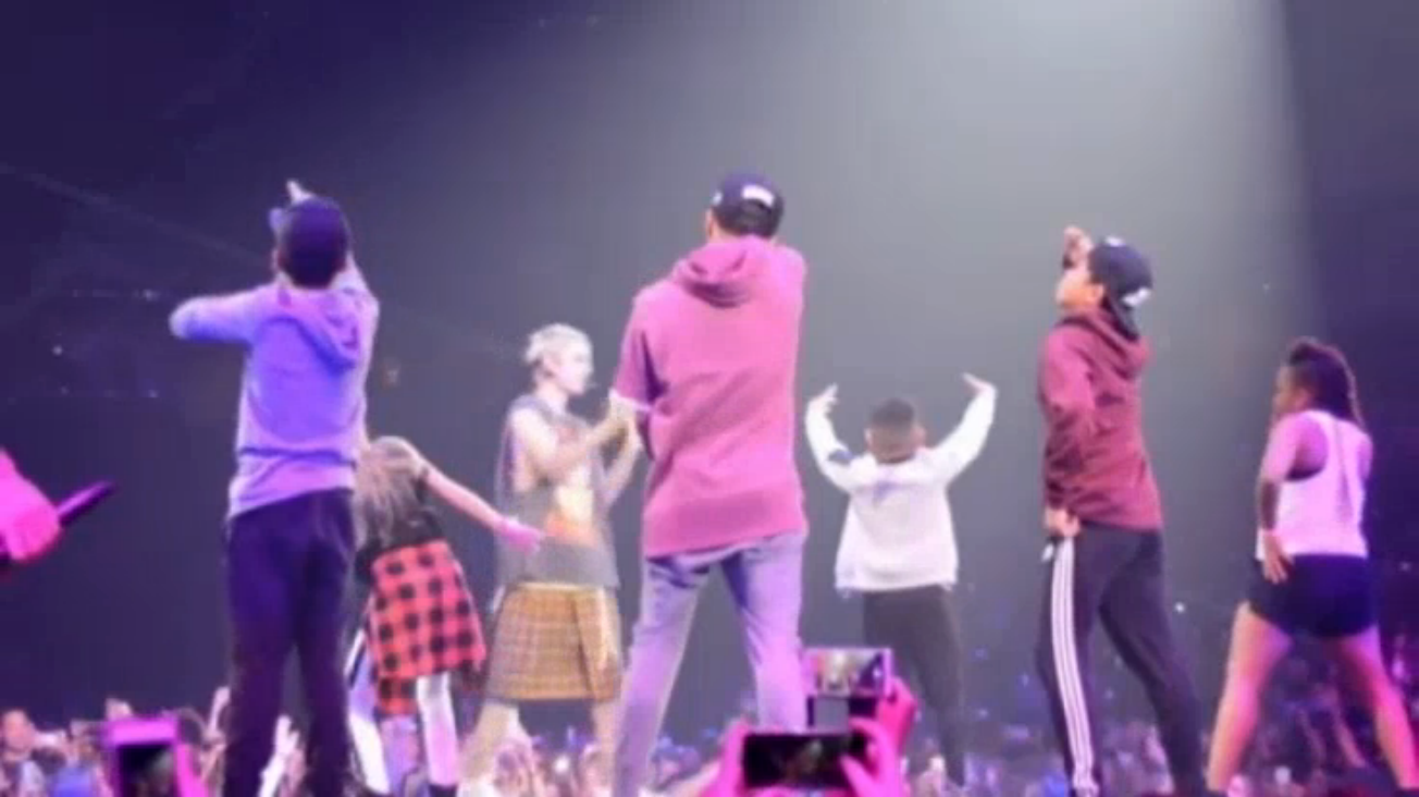 NBC: 'We're All on Cloud 9': Bay Area's Chapkis Dance Kids Shared the Stage With Justin Beiber Last Night!