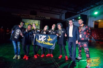 HHI Portugal: Barreiro – Dance Team Coina Union Reaches 2nd place on the podium of the Hip Hop International Portugal
