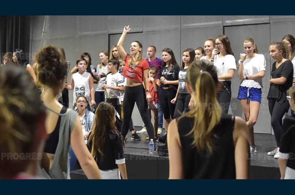 HHI FRANCE: Denitza Ikonomova danced stars … and teens