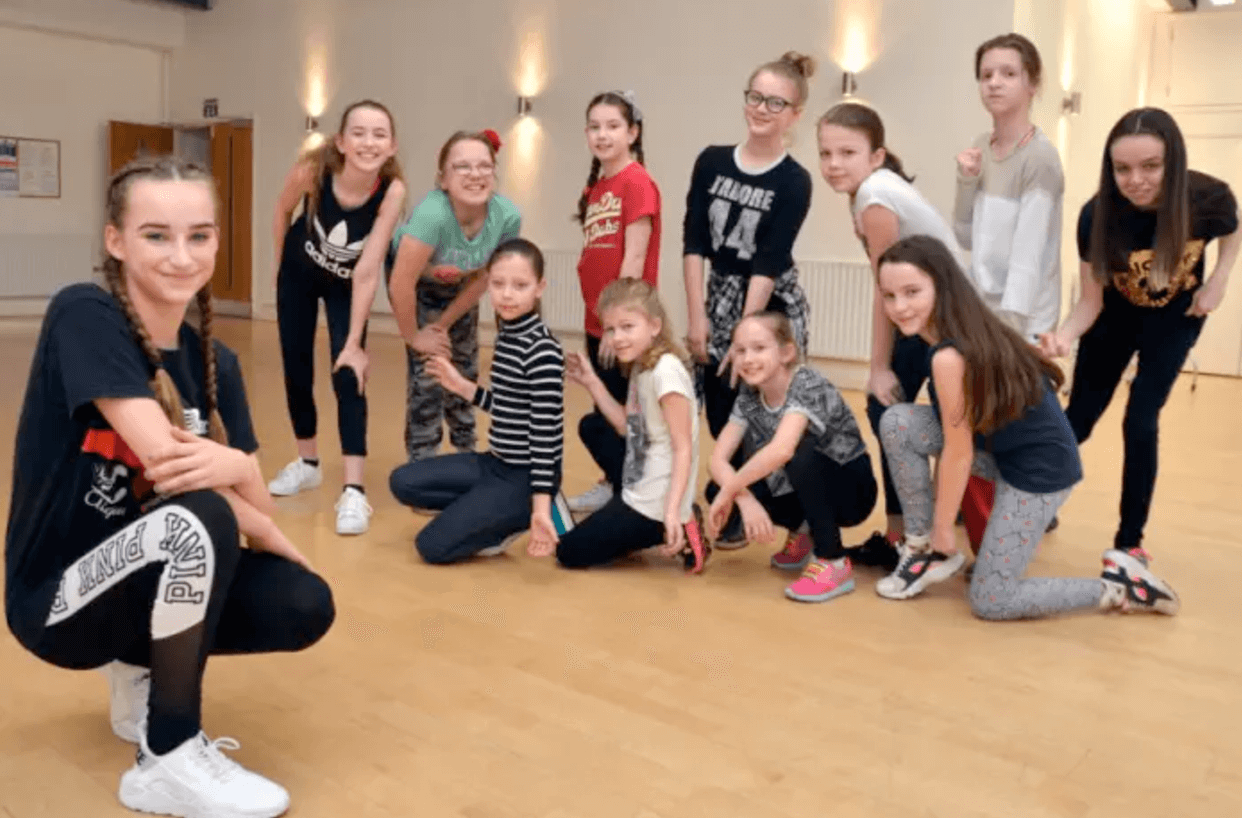 HHI UK: BUSY HALF-TERM HOLIDAY BRINGS GLEE FOR SPALDING YOUNGSTER POPPY