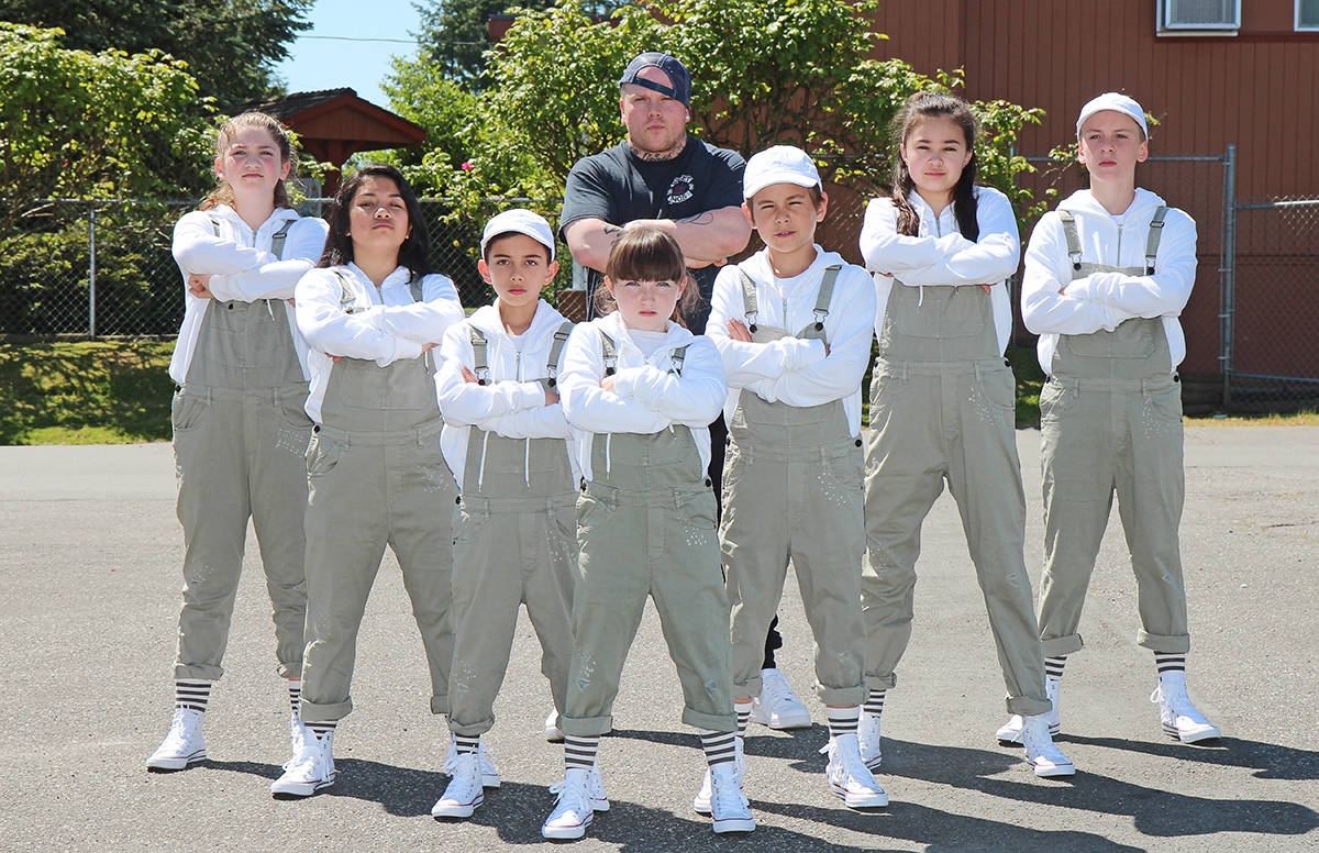 HHI CANADA: VIDEO: Aldergrove dancers represent Canada at world hip hop championships