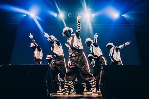 HHI TAIWAN: 台灣舞團接力賽,五位重量級 Dancers 各秀舞技一較高下!