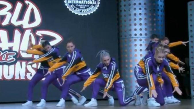 HHI NEW ZEALAND: Watch Kiwi dance crew's amazing performance at Hip Hop International finals