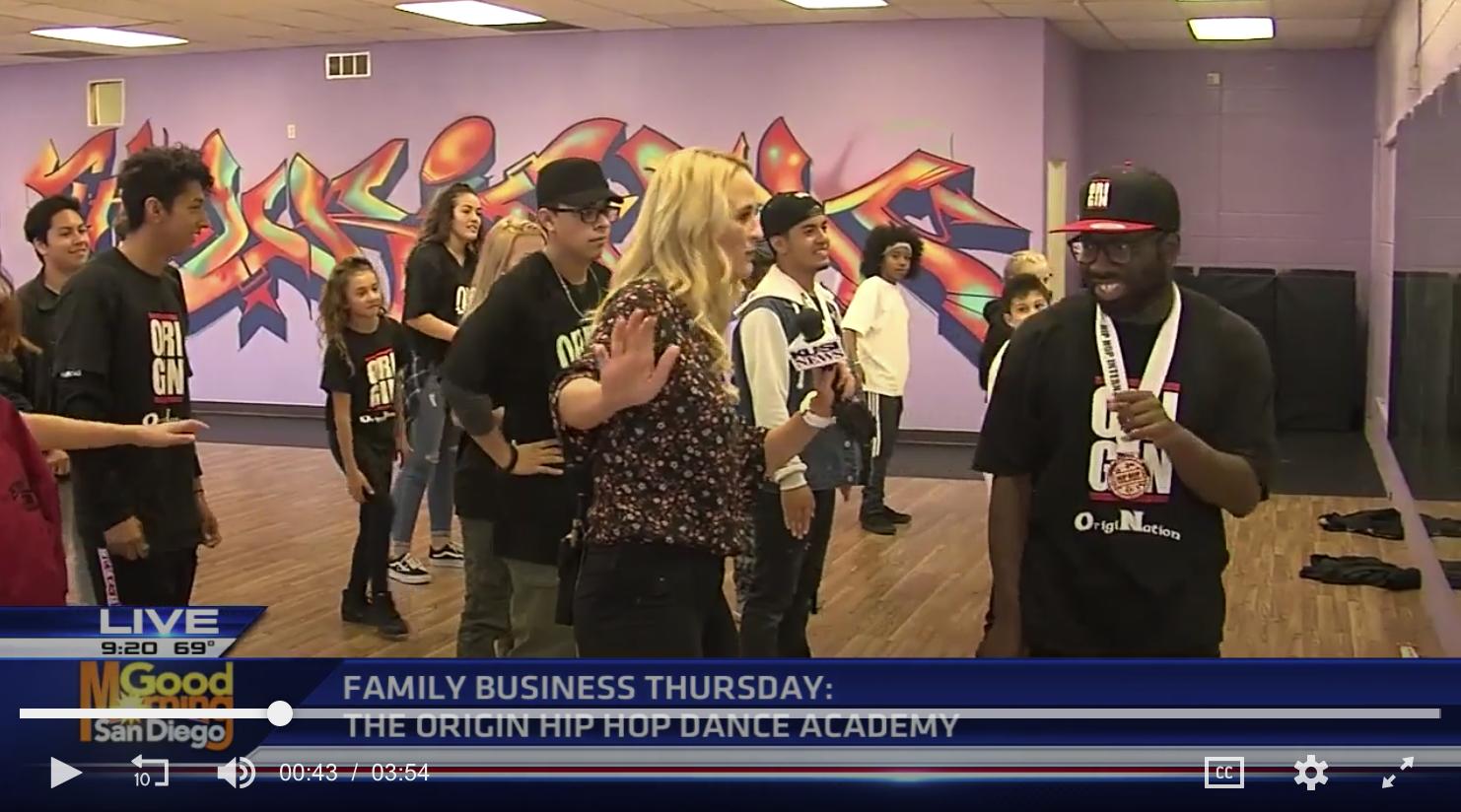HHI USA: Family Business: The Origin Hip Hop Performing Arts Academy