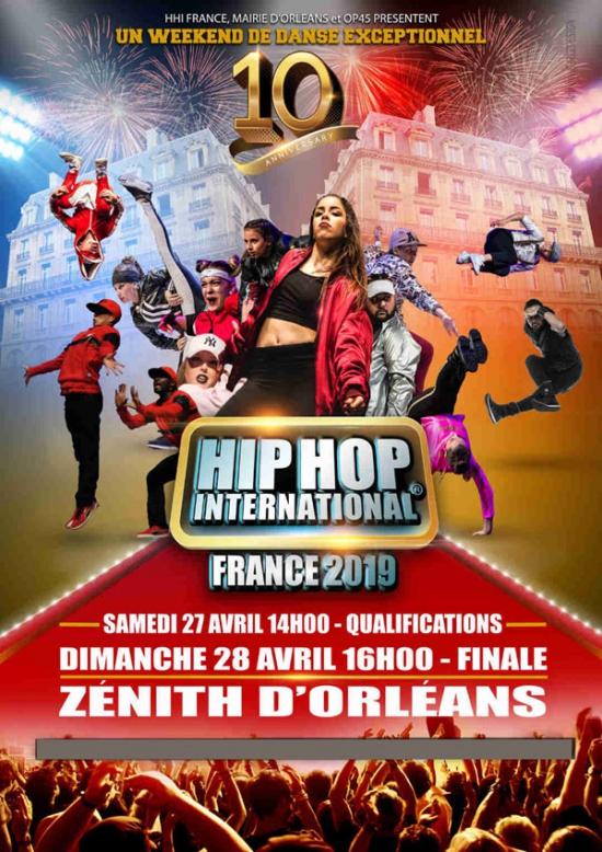 HHI FRANCE: HIP HOP INTERNATIONAL FRANCE 2019 – QUALIFICATIONS