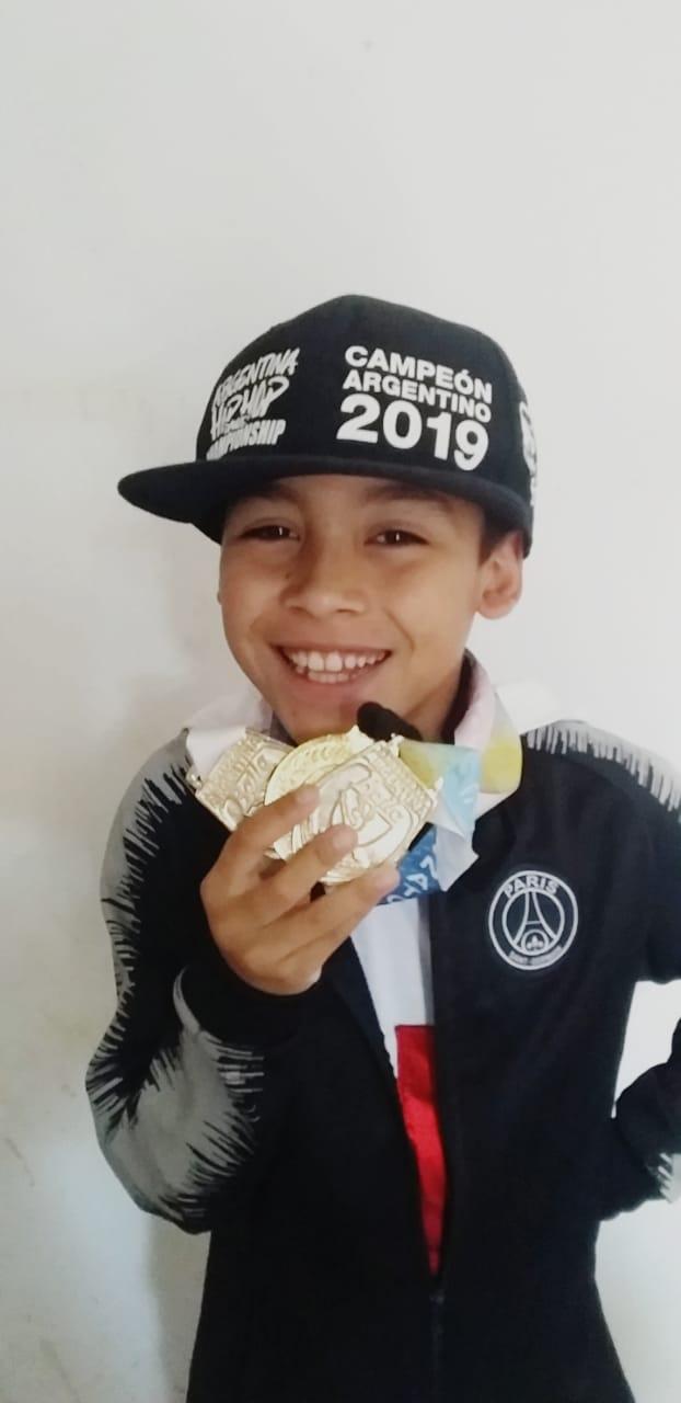 HHI ARGENTINA: Federico Díaz y «The Main Crew» nuevamente campeones en Torneo de Hip Hop